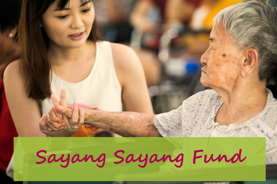 The Community Foundation of Singapore launches new Sayang Sayang Fund