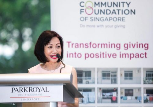 A turning point for community philanthropy