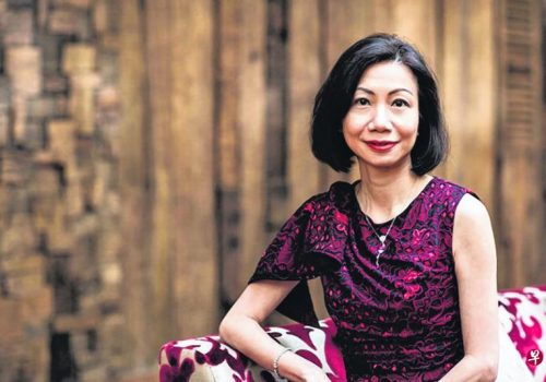 Catherine Loh CEO of CFS